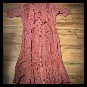 Dresses & Skirts - Mauve colored Dress